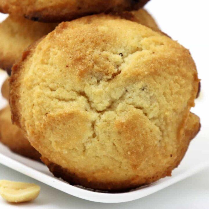 Peanut Butter Cookies Low Carb Rezept