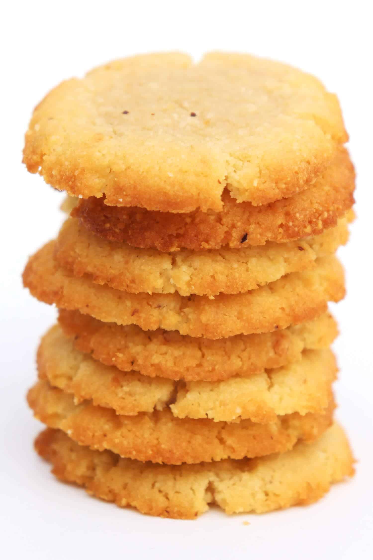 Vegane Low Carb Kekse Rezept