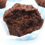 Rezept für Low Carb Schoko Muffins ohne Mehl