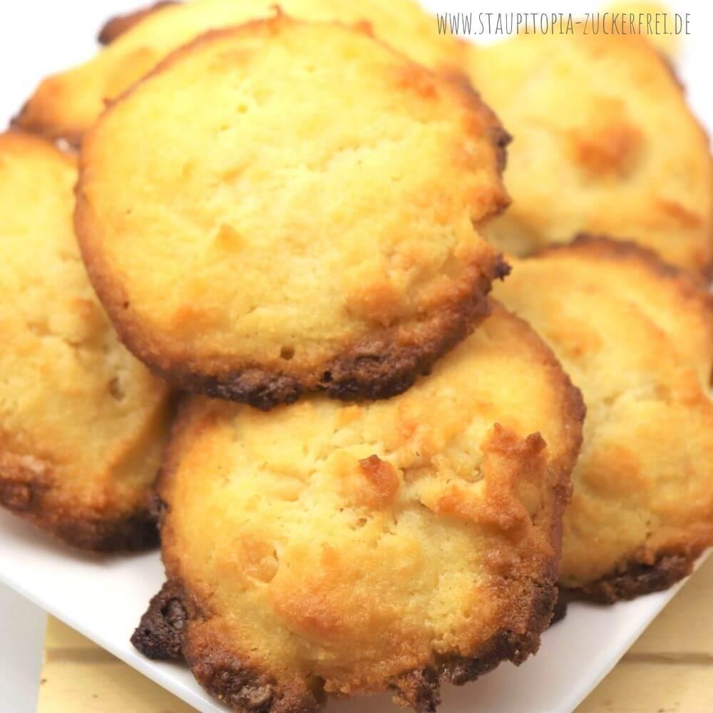 Gesunde Kekse ohne Zucker und Mehl Rezept