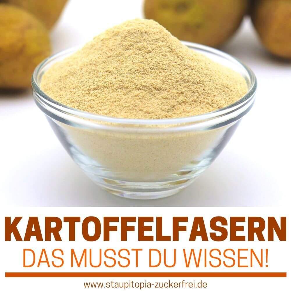 Backen mit Kartoffelfasern: Rezepte, Alternative, Ersatz