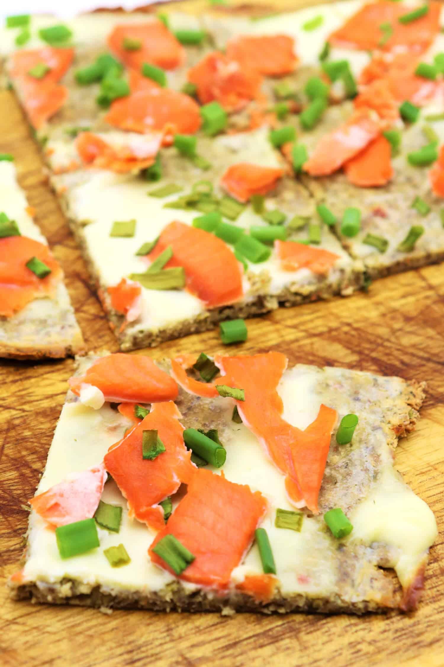 Flammkuchen Low Carb Rezept
