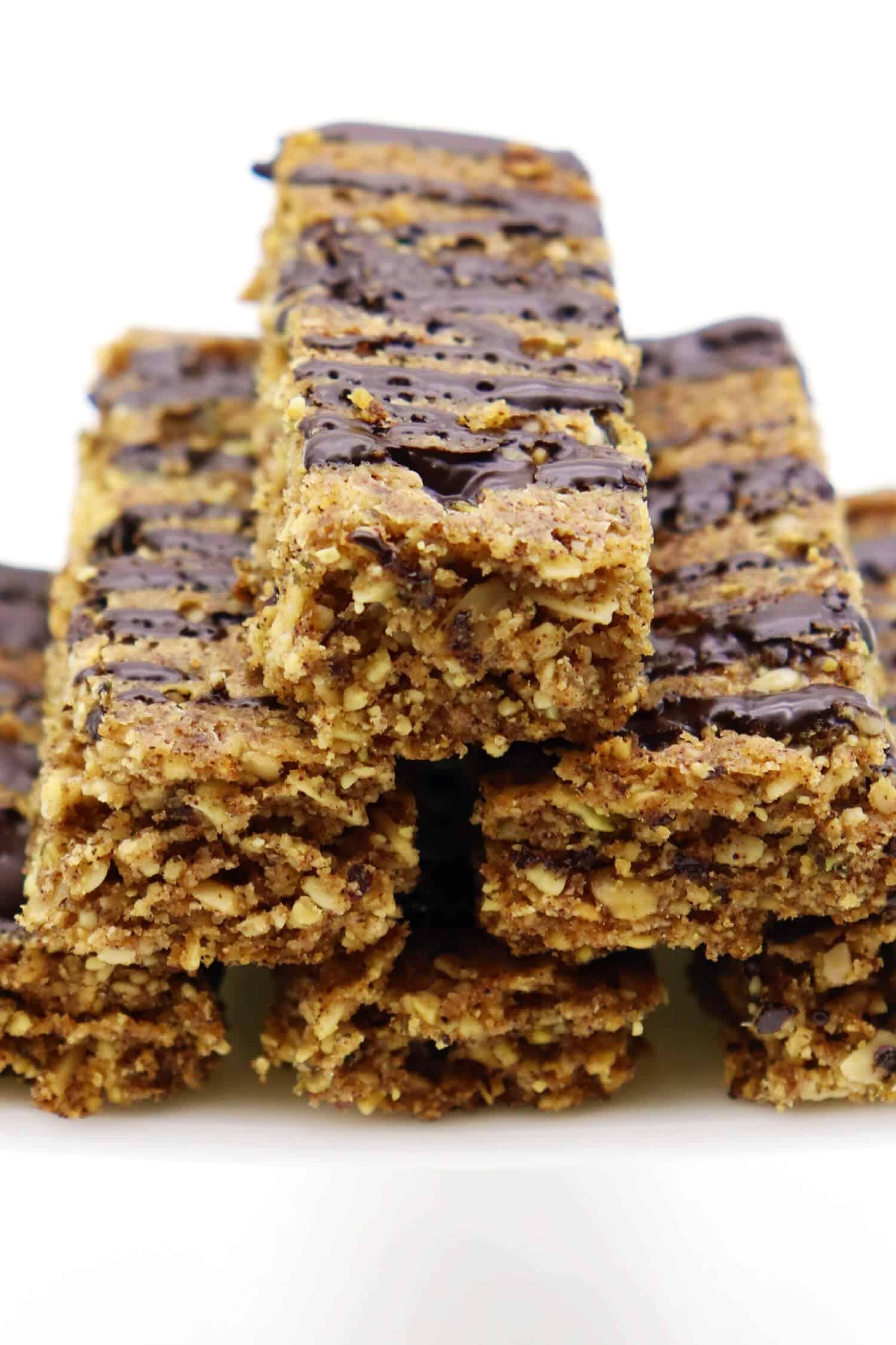 Rezepte für gesunde Snacks ohne Zucker