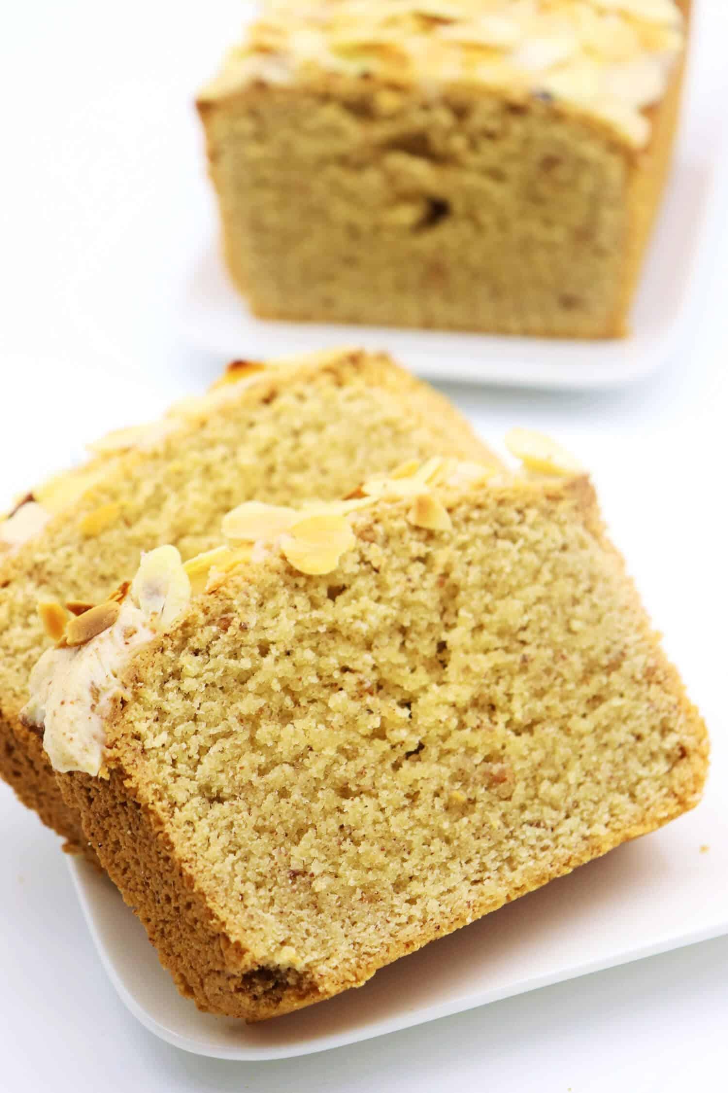 Low Carb Mandelkuchen ohne Zucker und Mehl