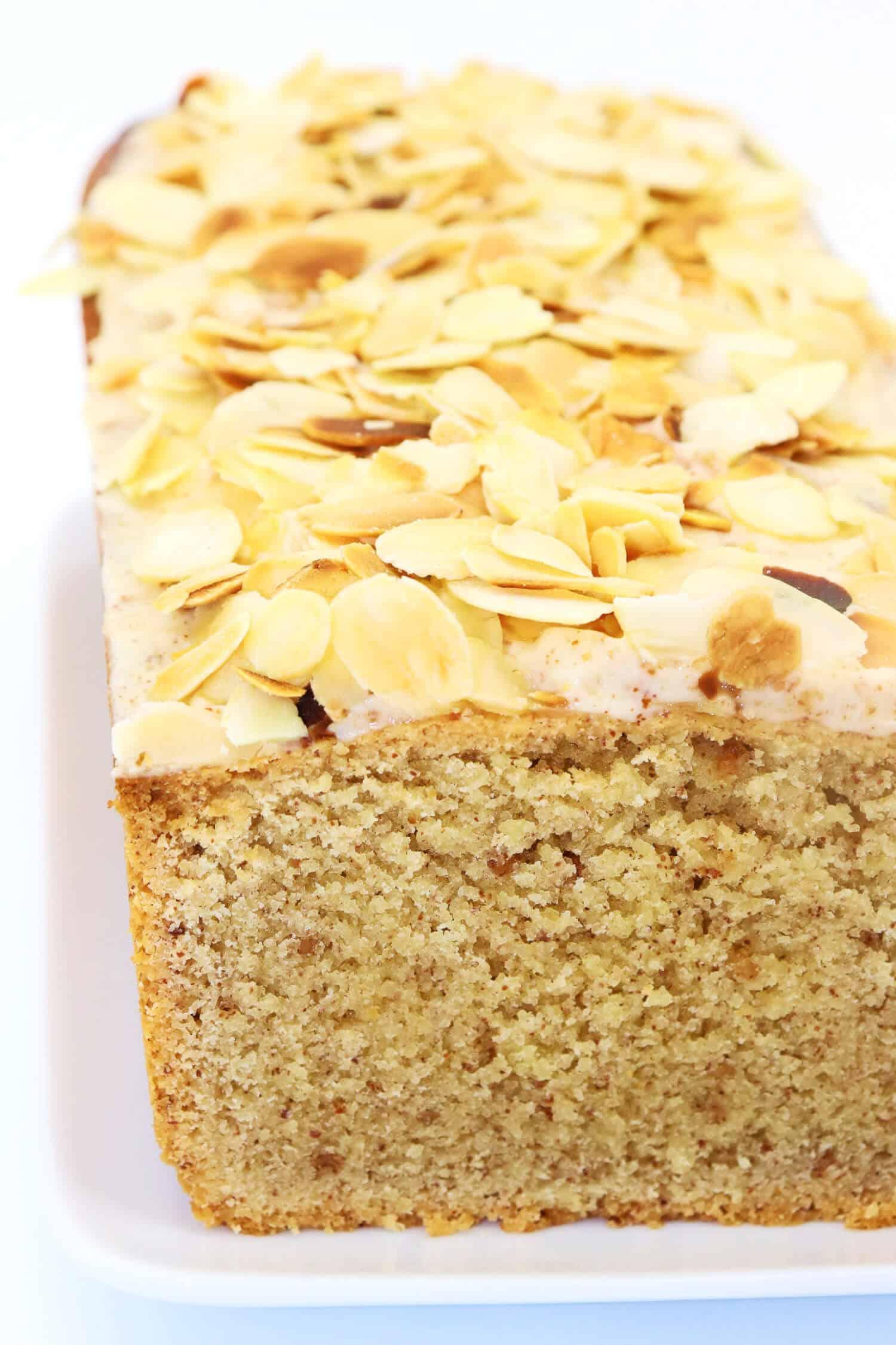 Mandelmus Rezepte: Kuchen mit Mandeln