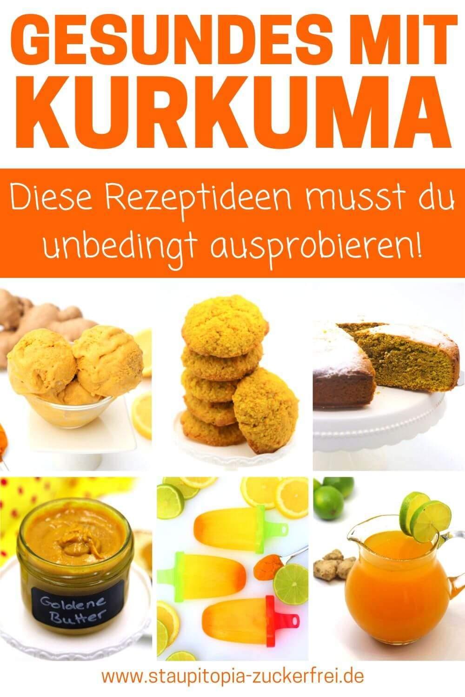 Rezepte mit Kurkuma gesund und einfach