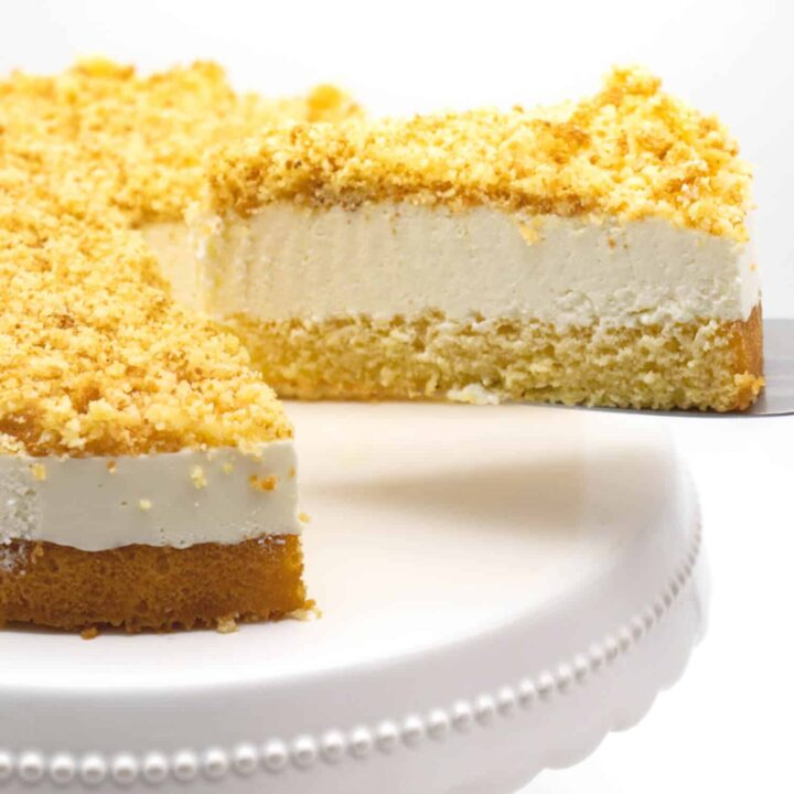 Frischkäse Torte Low Carb Rezept