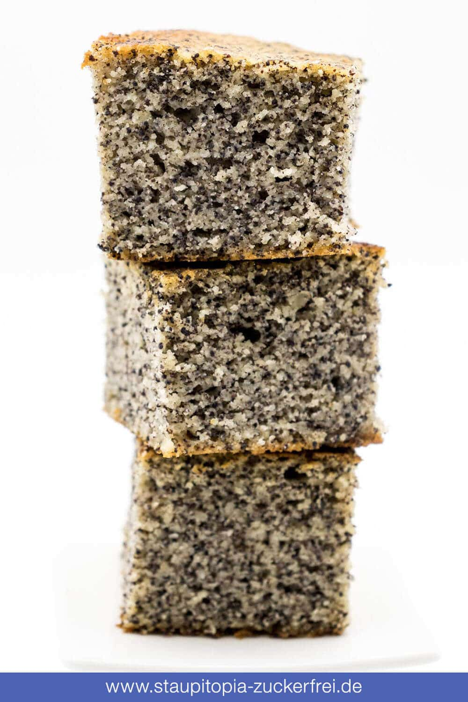 Low Carb Quarkkuchen ohne Mehl und Zucker