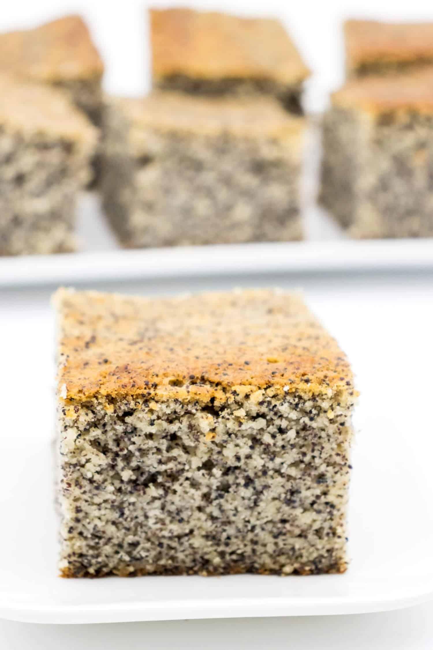 Quarkkuchen Low Carb Rezept mit Erythrit