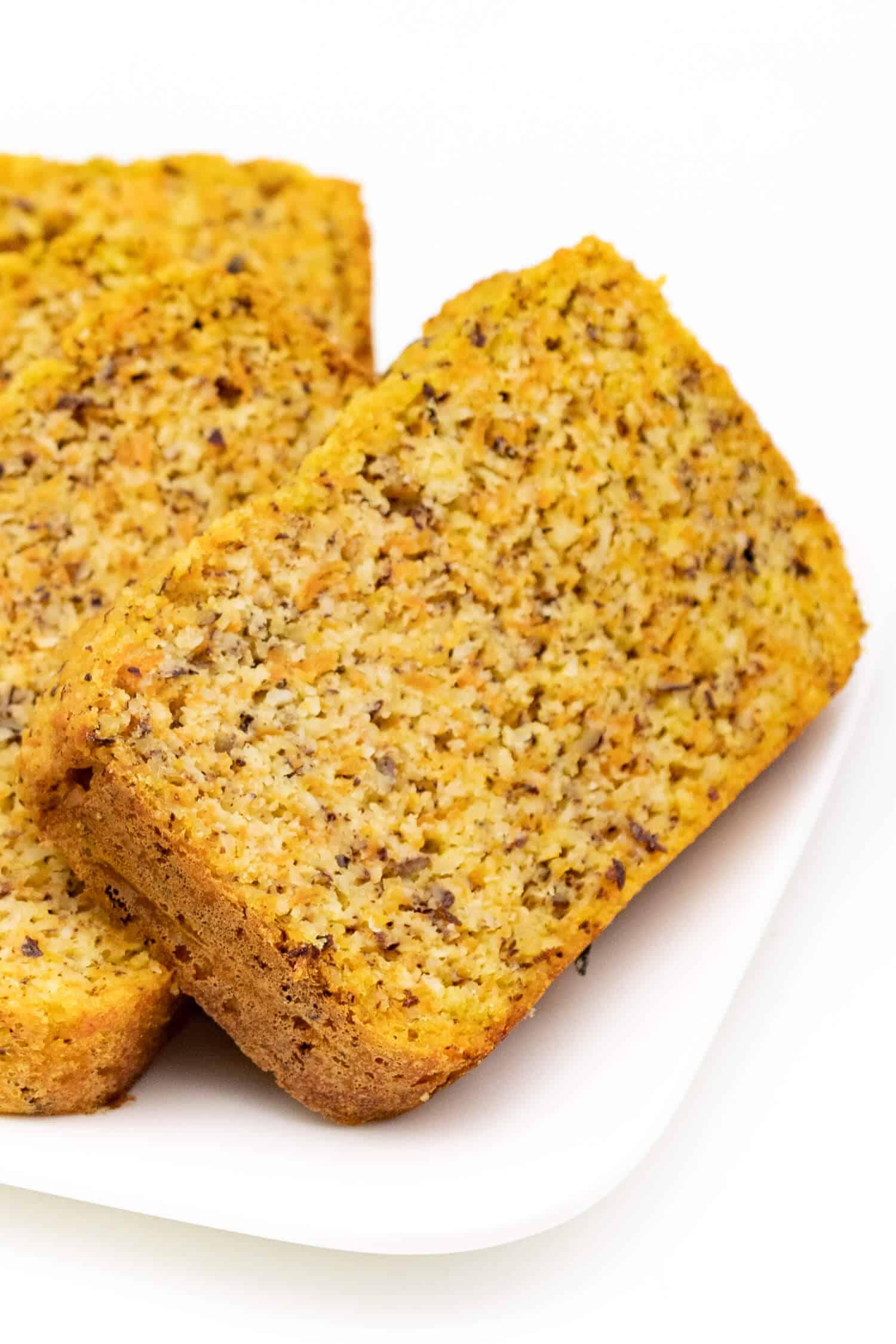 Saftiger Low Carb Rüblikuchen ohne Mehl Rezept