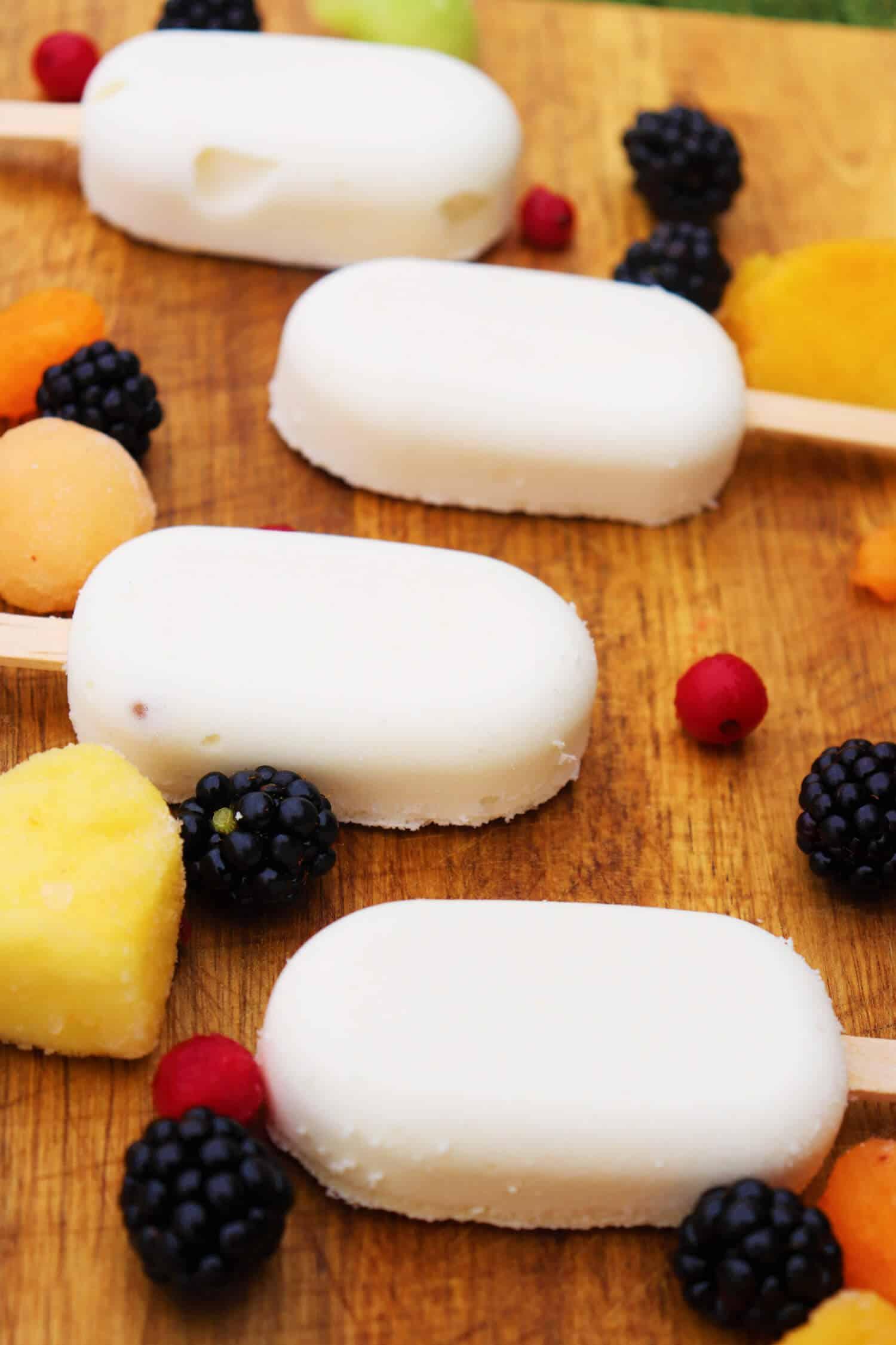Joghurt Eis Rezept ohne Zucker