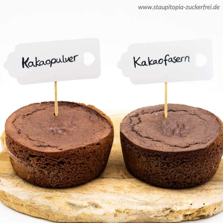 Backkakao und Kakaofasern ersetzen