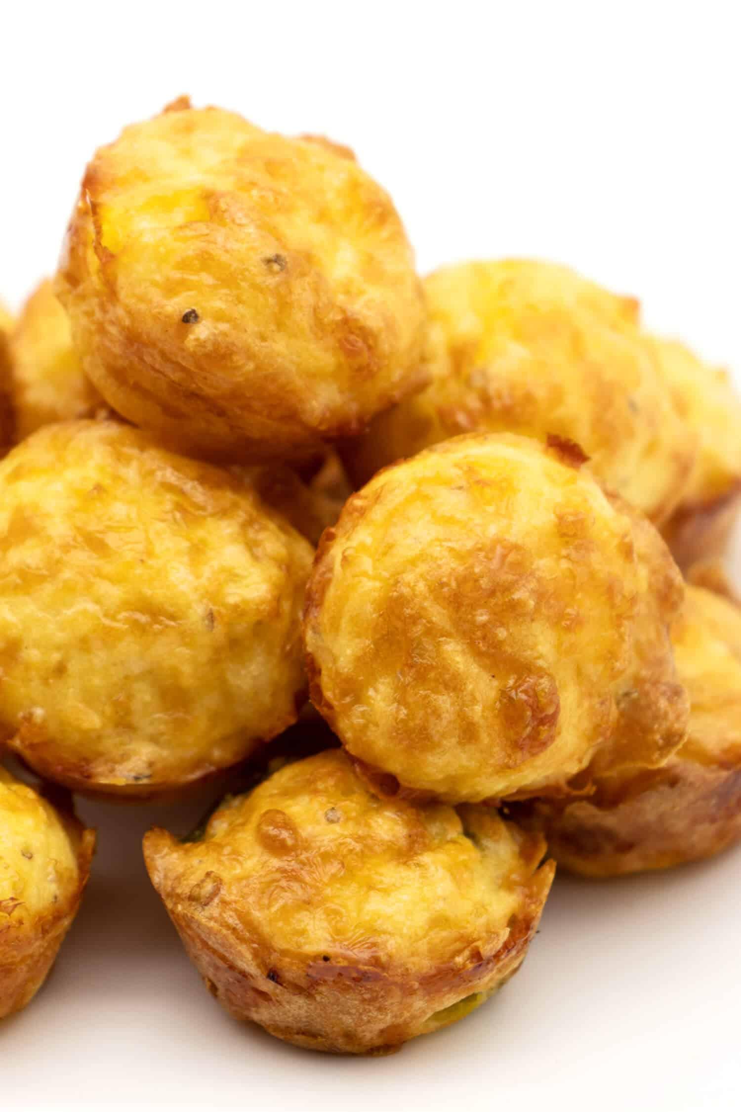 Schnelle Low Carb Snacks Rezepte: Käsebällchen