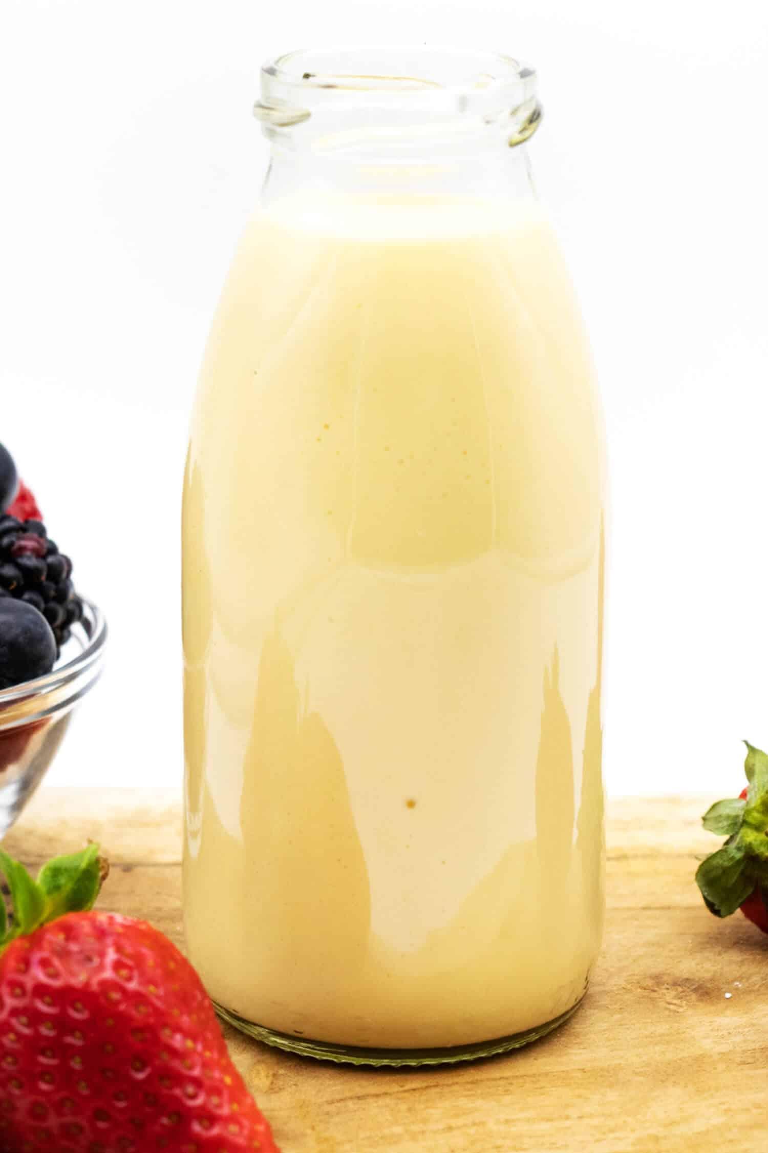 Low Carb Vanillesauce ohne Zucker pic