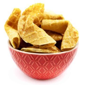 Glückskekse Rezept ohne Zucker und ohne Mehl