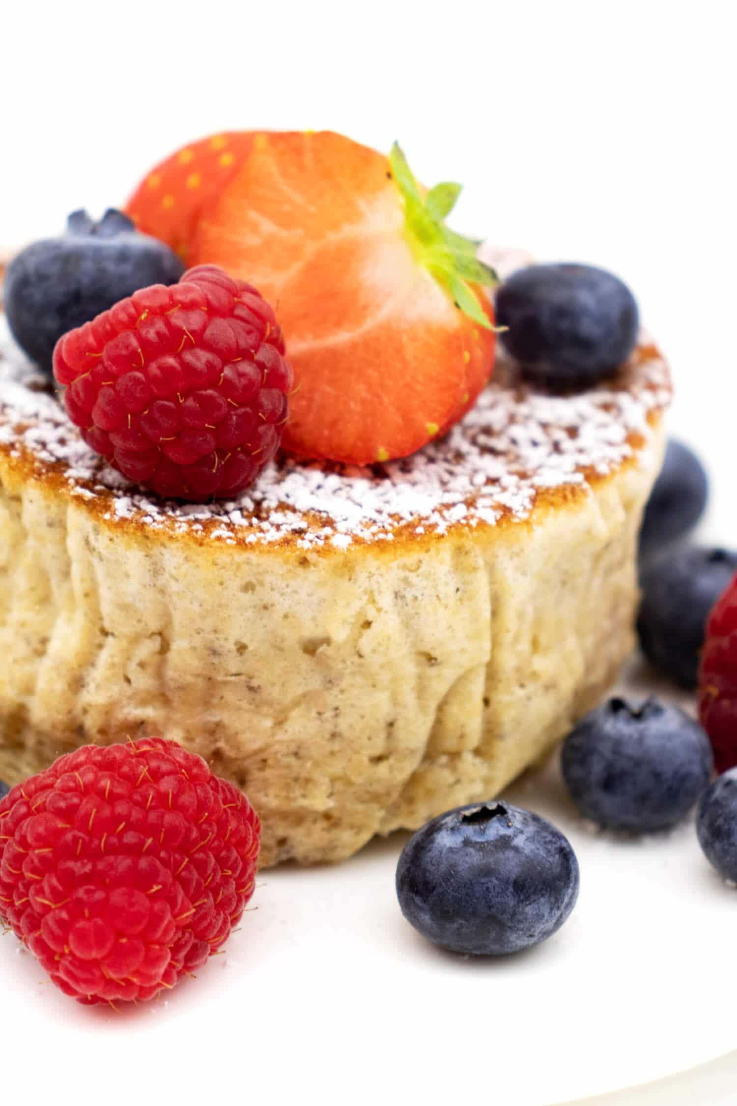 Rezept für gesunde Pancakes ohne Kohlenhydrate