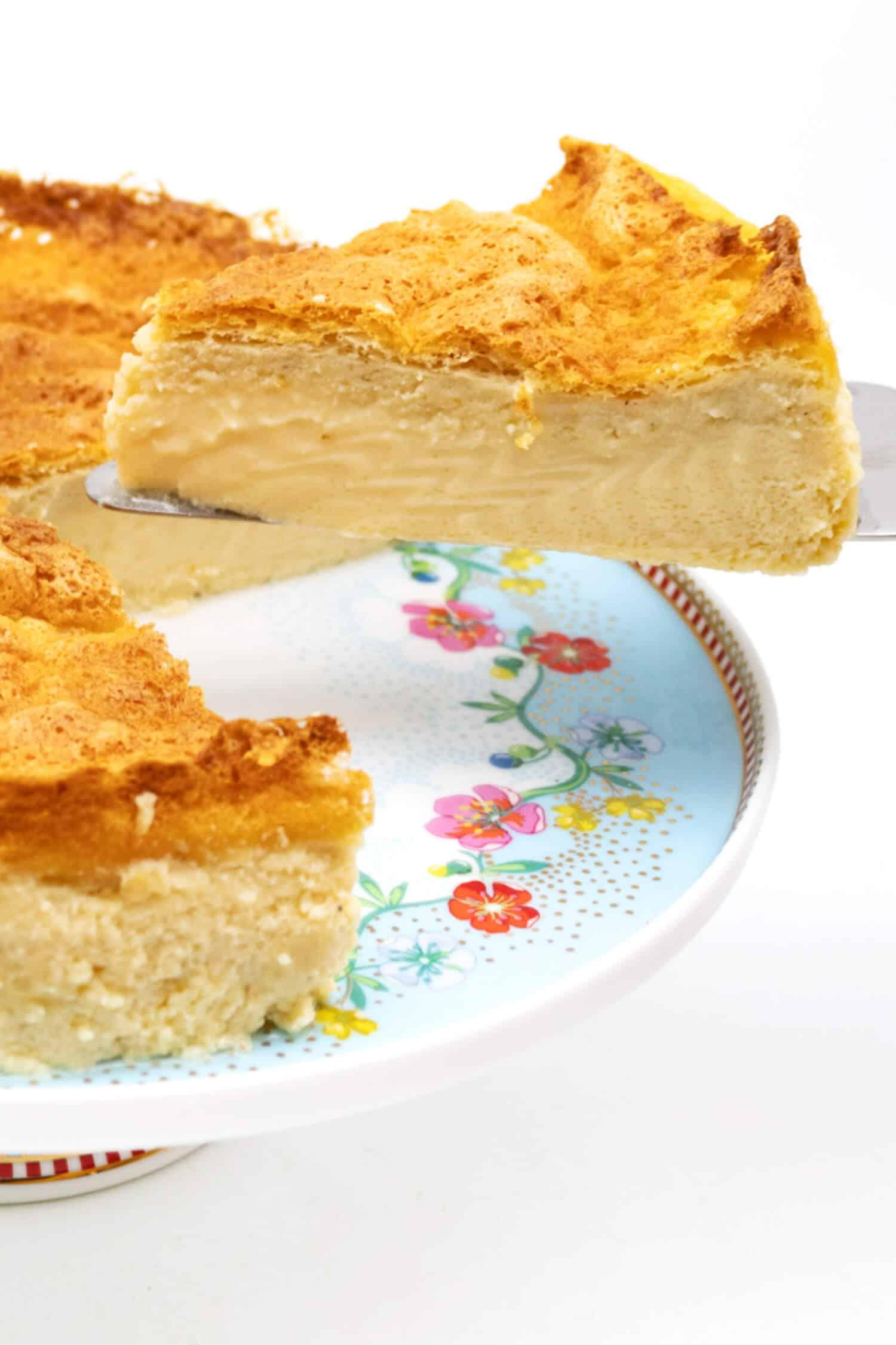 Low Carb Magic Cake Rezept