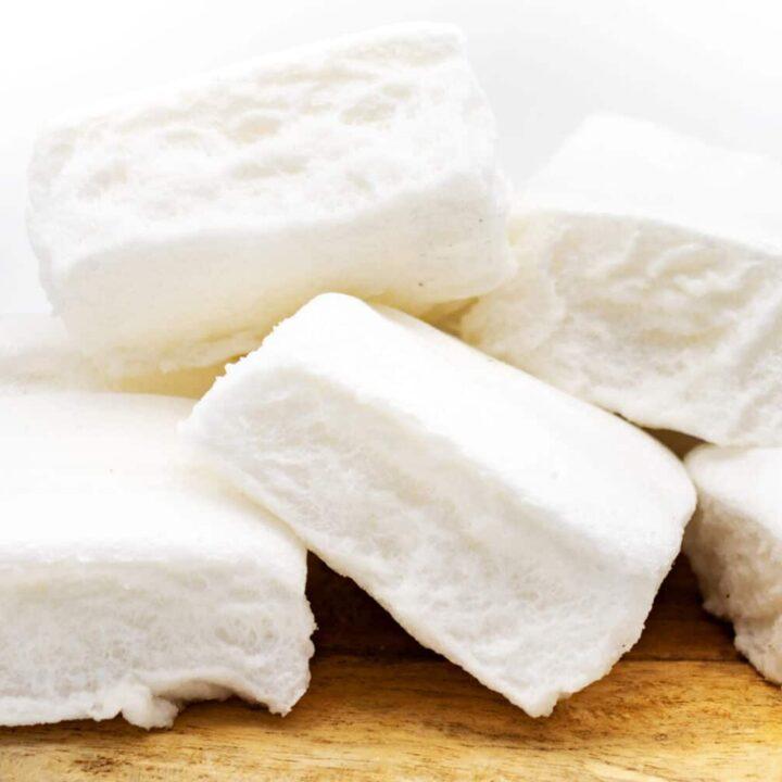 Low Carb Marshmallows Rezept ohne Zucker