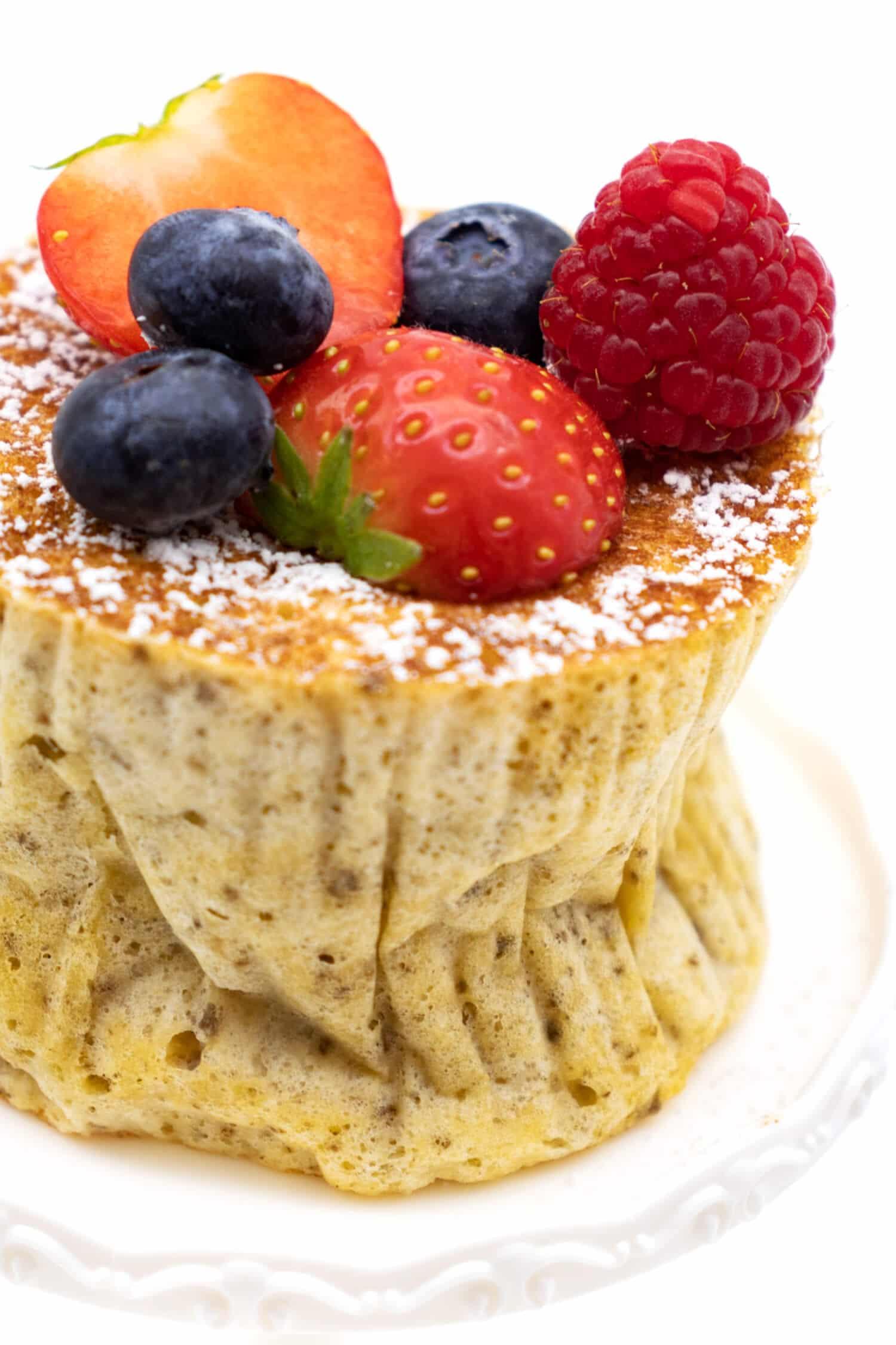Protein Pancakes Rezept Low Carb