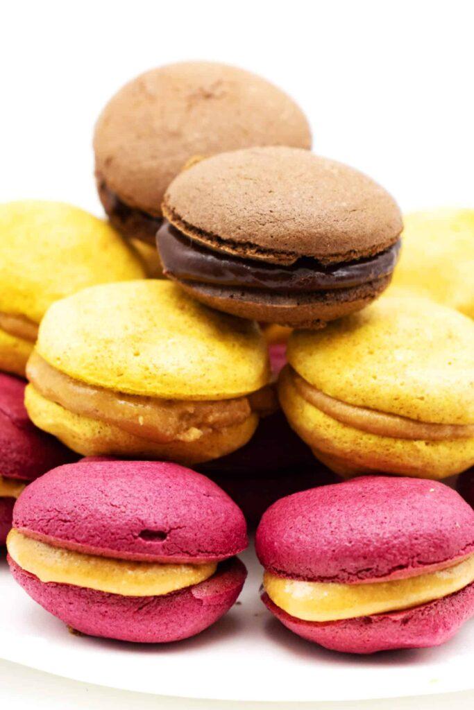 Low Carb Macarons selber machen ohne Zucker