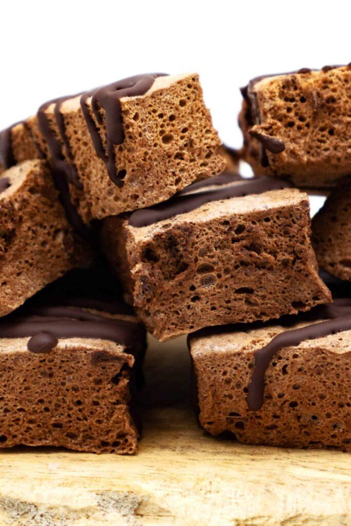 Mars Schokoriegel Rezept ohne Zucker
