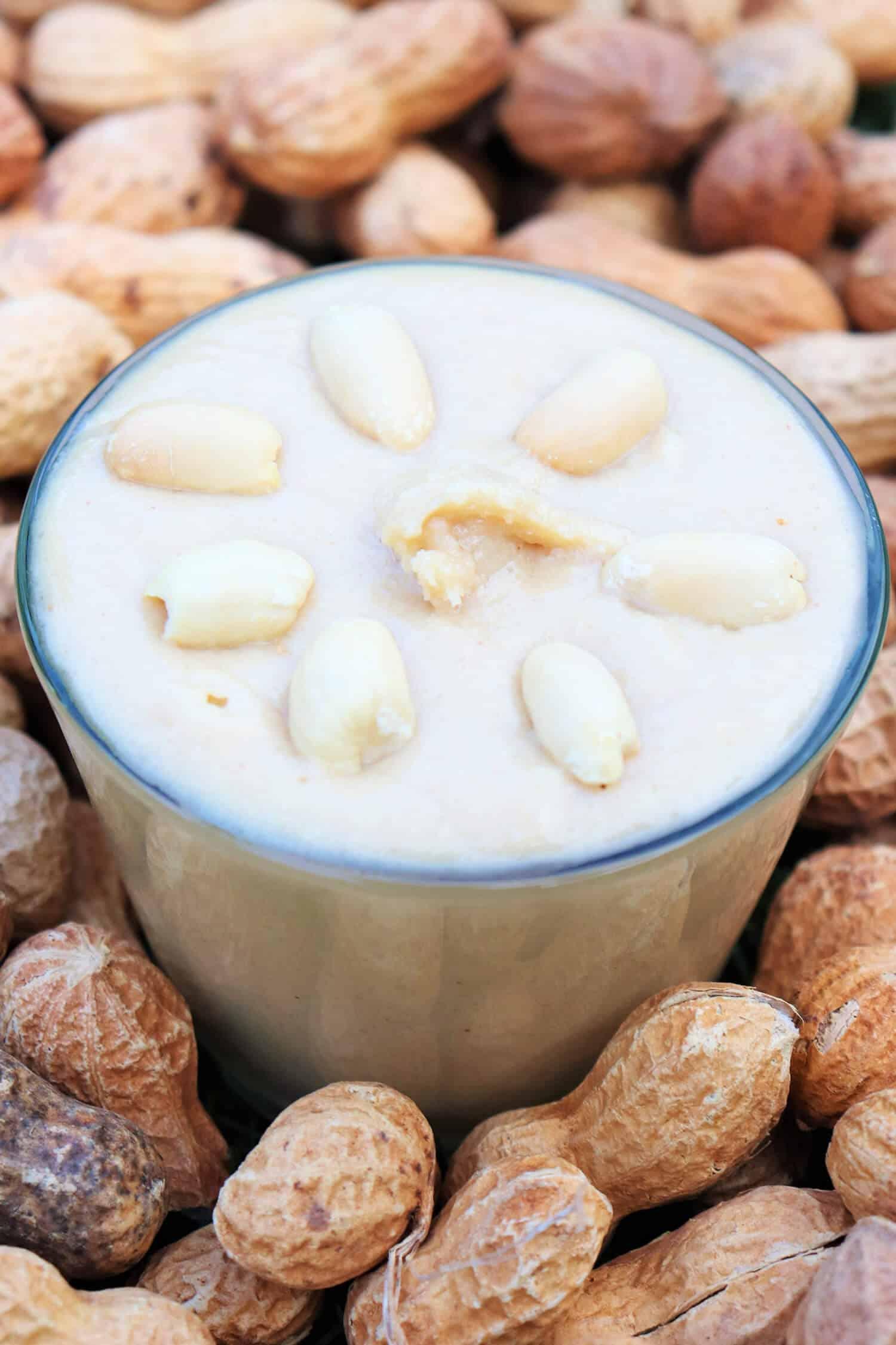 Erdnussbutter Rezept Low Carb