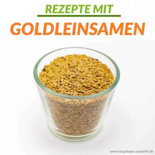 Goldleinsamen Rezepte