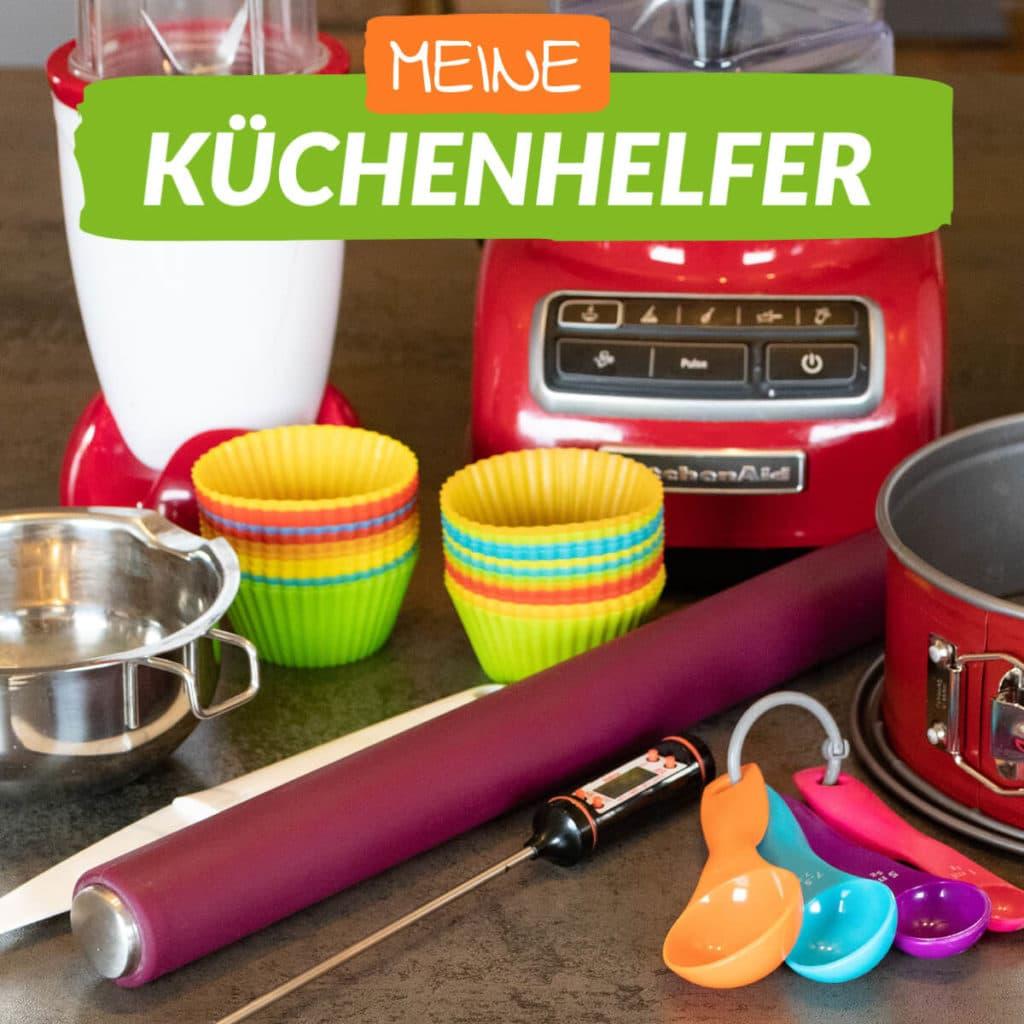 Küchenhelfer Staupitopia Zuckerfrei