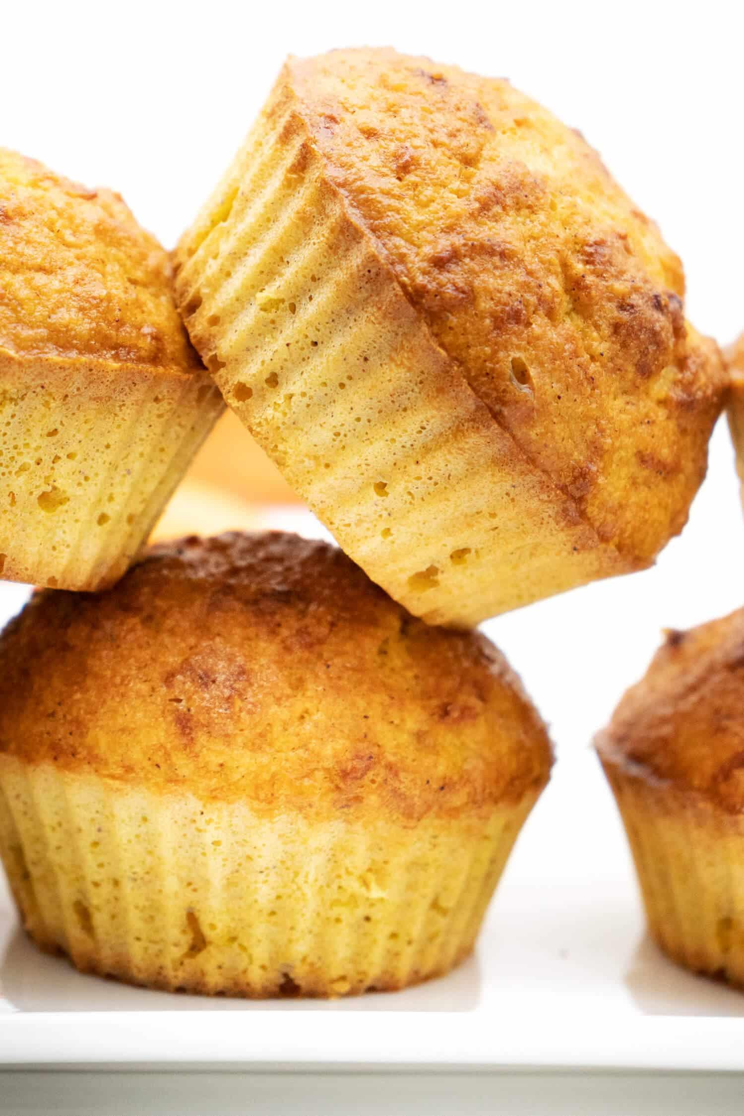 Karotten Nuss Muffins ohne Zucker