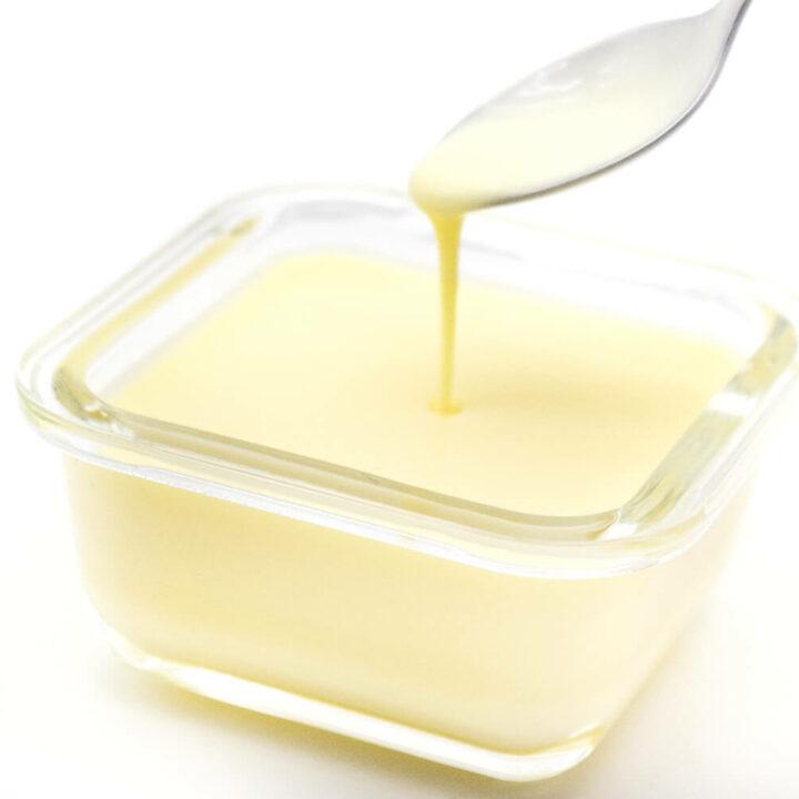 Low Carb Kondensmilch selber machen ohne Zucker