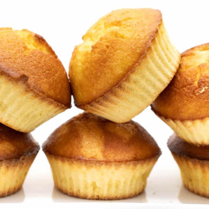 Low Carb Quark Muffins Rezept