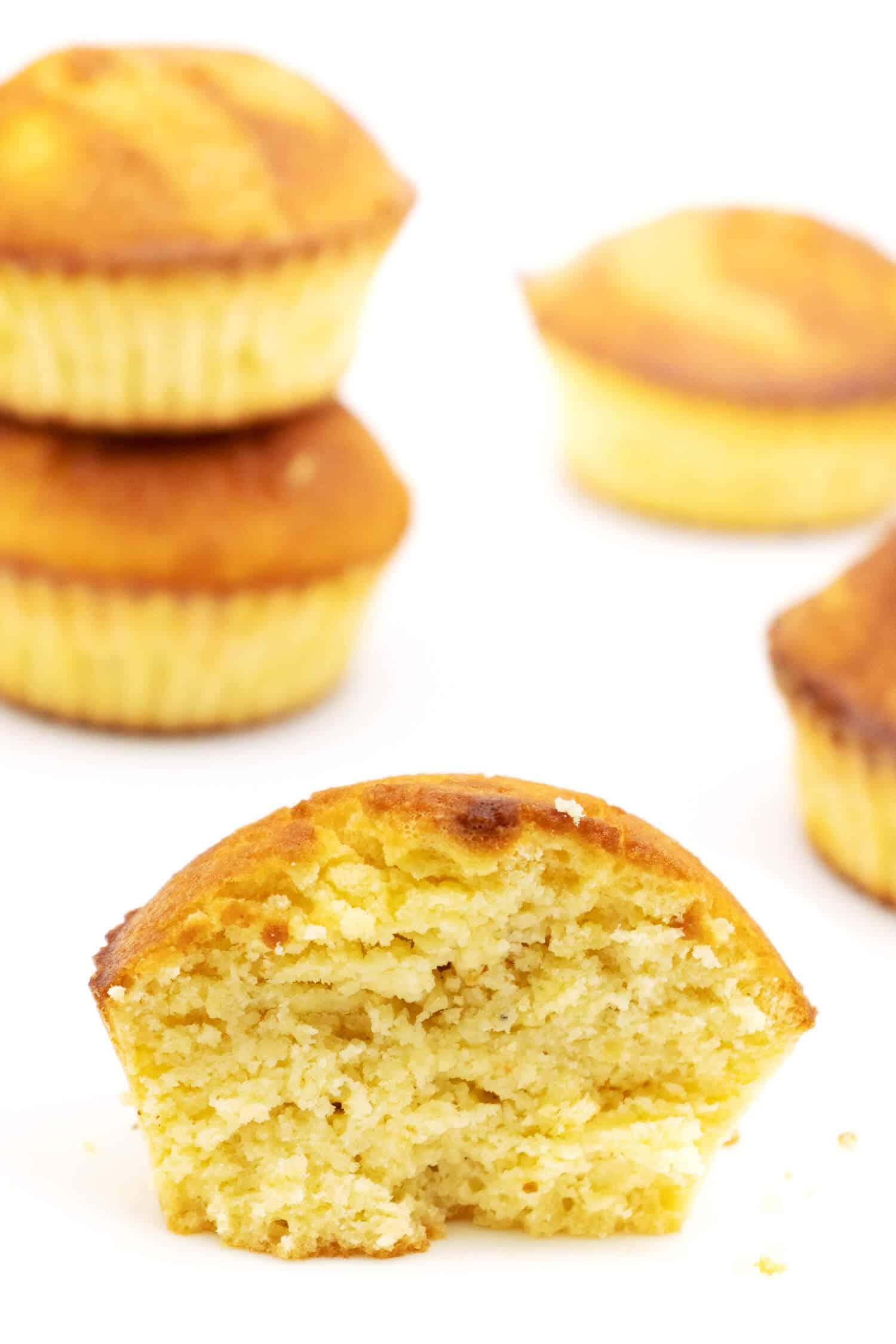 Muffins ohne Mehl mit Quark backen