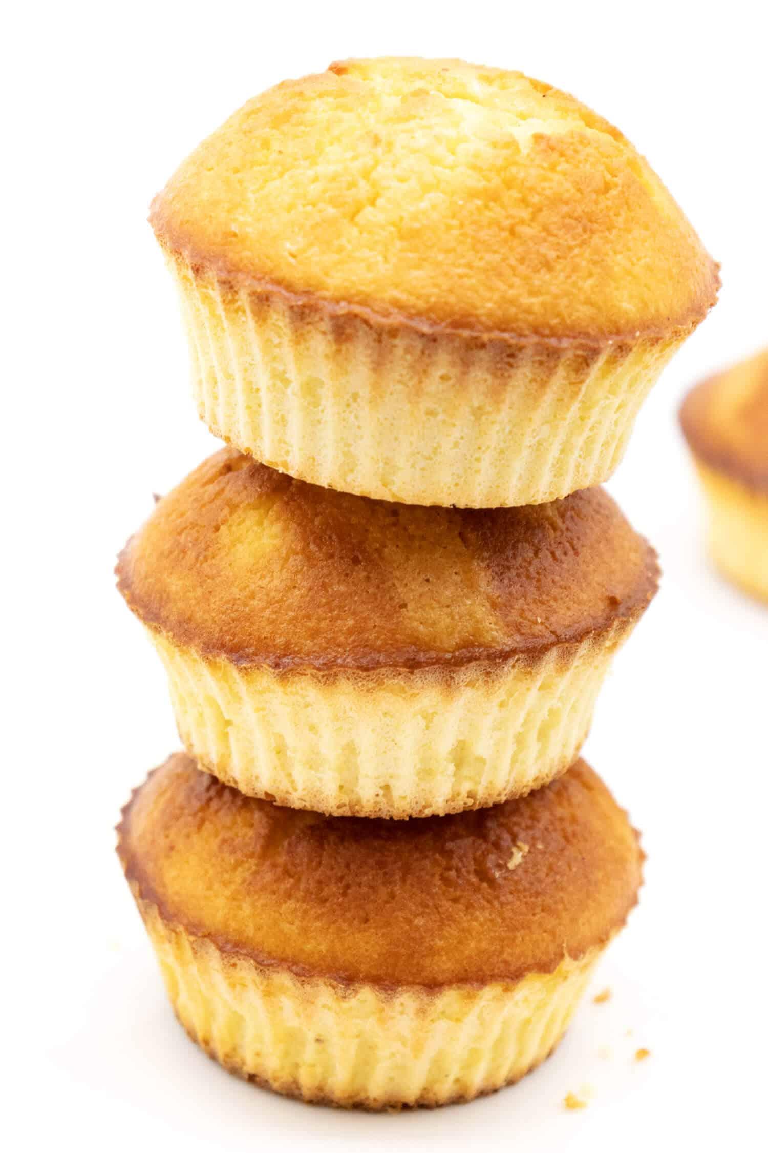 Gesunde Quark Muffins ohne Mehl und Zucker