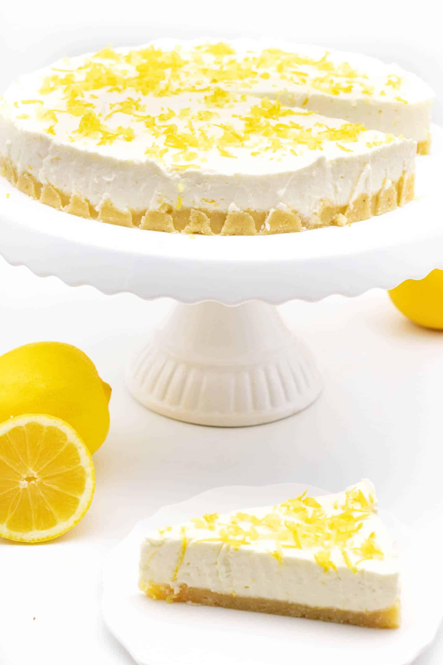 Low Carb Kühlschranktorte ohne Zucker Rezept