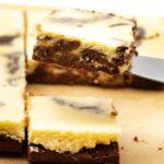 Low Carb Brownie Cheesecake Rezept