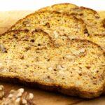 Low Carb Karotten Walnuss Brot Rezept