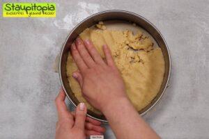Zubereitung Zitronen Buttermilch Torte ohne Zucker Schritt 3