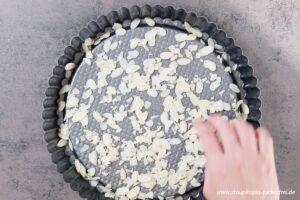 Zubereitung Biskuitboden ohne Zucker Schritt 4