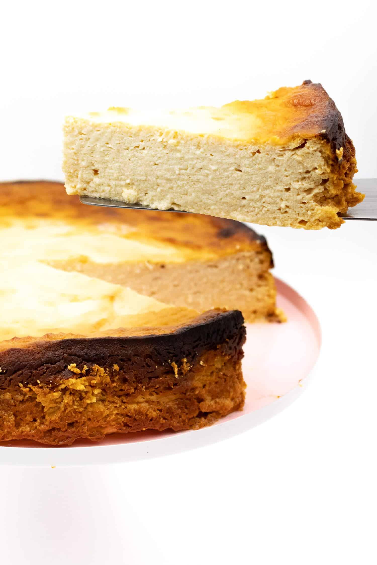Kuchen mit Skyr ohne Boden