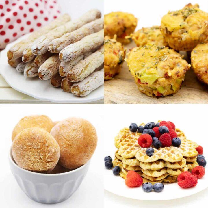 Low Carb Snacks zum Mitnehmen - schnelle und einfache Rezeptideen