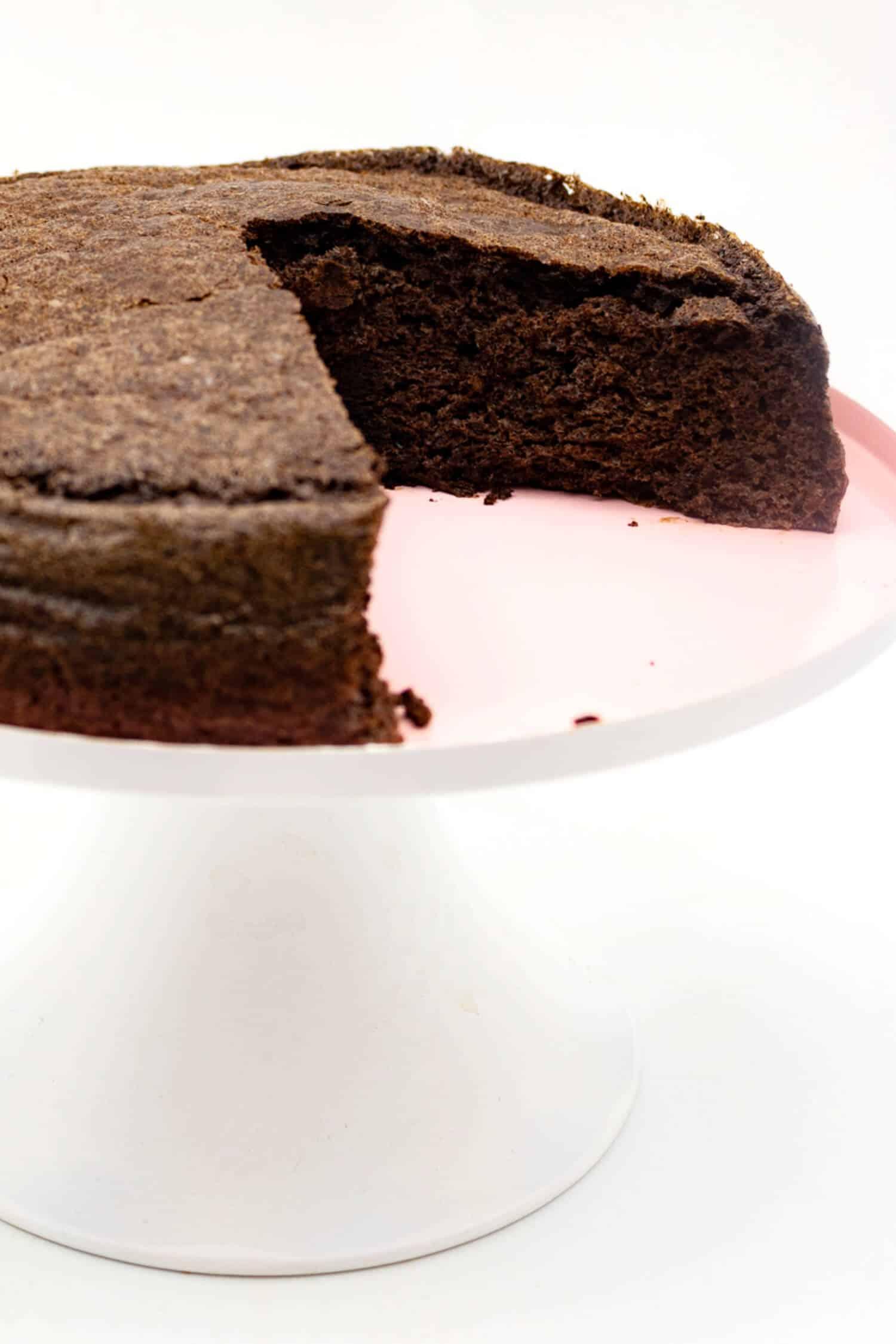 Low Carb Kuchen ohne Zucker zum Abnehmen