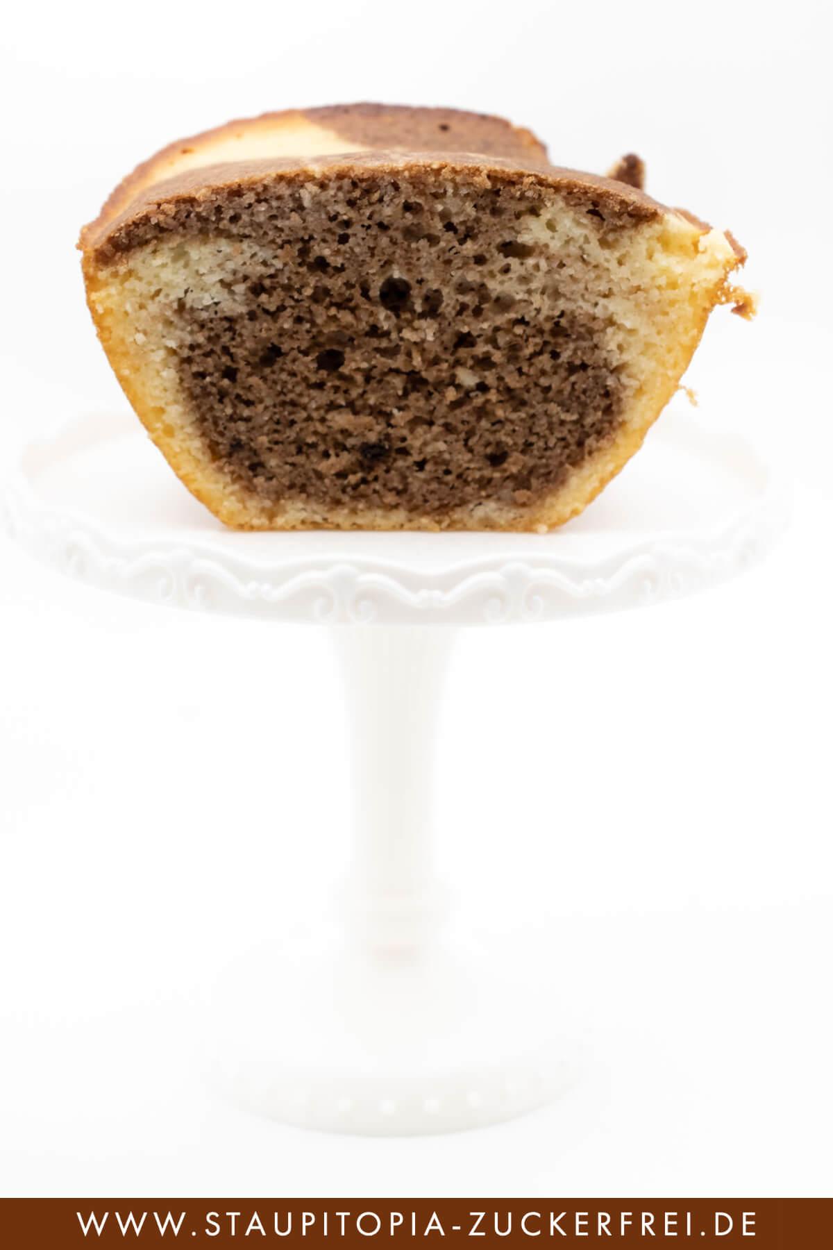 Marmor Tassenkuchen Rezept aus der Mikrowelle